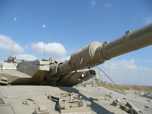 Фотообзор - израильский основной танк Merkava Mk III (227 фото)