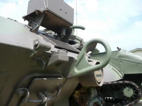 Фотообзор - американская зенитная САУ M42A1 Duster (150 фото)