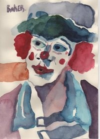 Художник Miles Baker clown artist (381 работ)