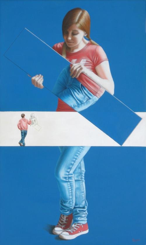 Artworks by Maurizio Rapiti (45 фото)