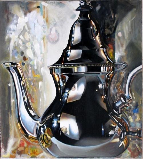 Artworks by Leo Wijnhoven (118 фото)