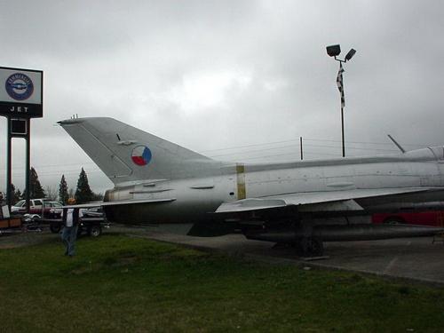 Mikoyan-Gurevich Mig-21F-13 Walk Around (44 фото)