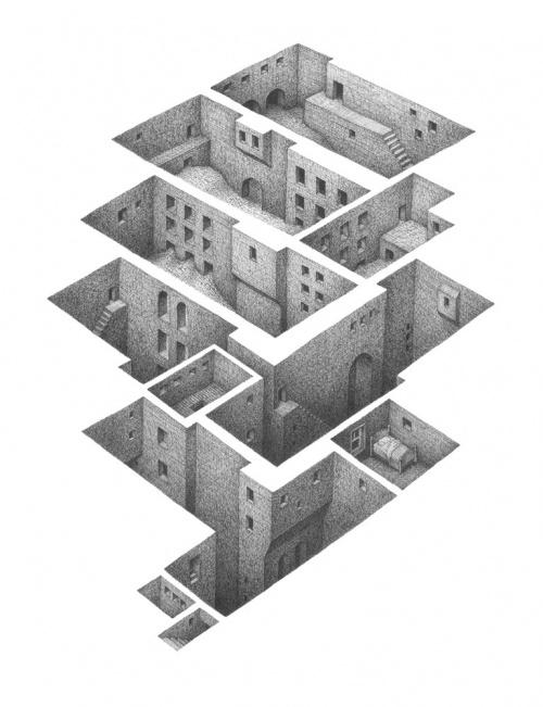 Илюстратор-график Mathew Borrett, Канада (71 работ)