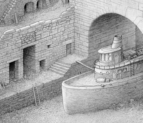 Илюстратор-график Mathew Borrett, Канада (71 фото)
