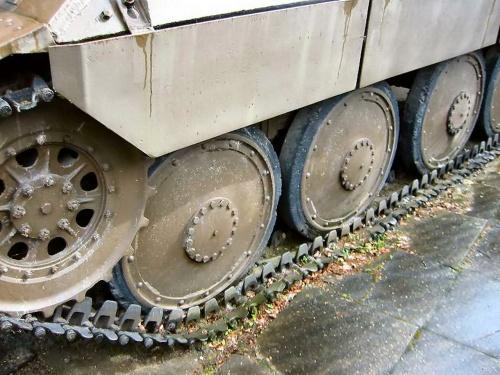 Фотообзор - немецкая САУ Panzerjaeger G-13 Skoda (23 фото)