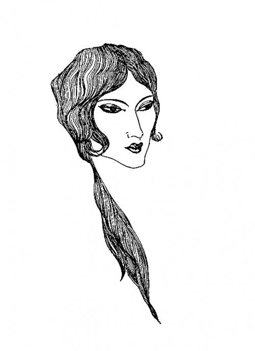 Ronald Balfour иллюстрации к Рубаи Омара Хайяма (65 фото)