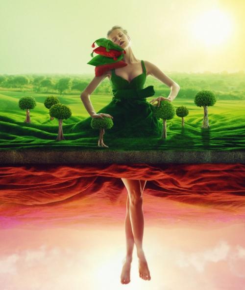 iStockPhoto: Fantastic Art (27 работ)