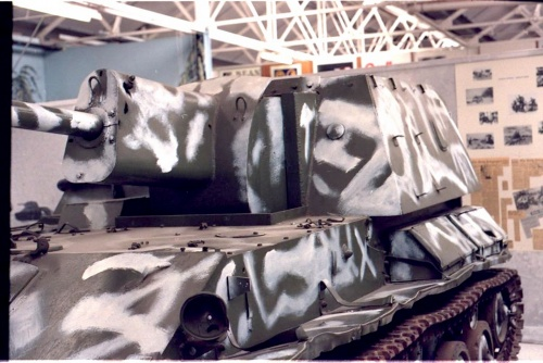 Фотообзор - советская САУ СУ-76 (33 фото)