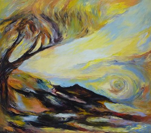 Современный африканский художник-живописец Paulo Akiiki (44 работ)