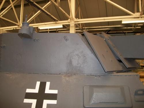 Фотообзор - немецкая САУ Sd.Kfz.234-3 (47 фото)