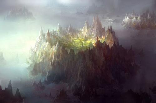 Этот Чудесный Рисованный Мир - 71 (151 фото)
