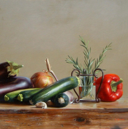 Художник Paul S. Brown (still life) (84 работ)