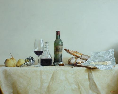 Художник Paul S. Brown (still life) (84 фото)