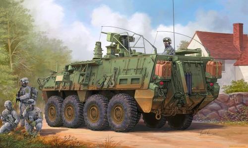 Рисованная военная техника (86 работ)