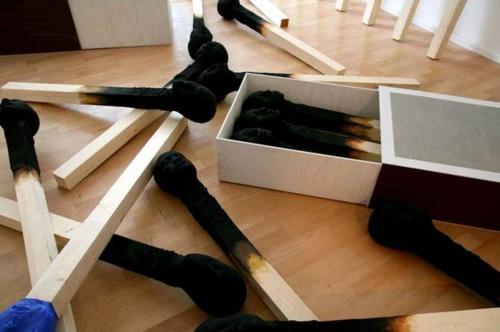 Скульптор Wolfgang Stiller (23 фото)