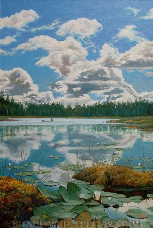 Работы иллюстратора - Владимир Тригубович (107 работ)