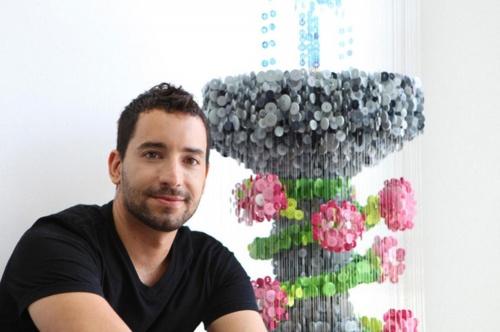 Художник и скульптор Augusto Esquivel (24 работ)
