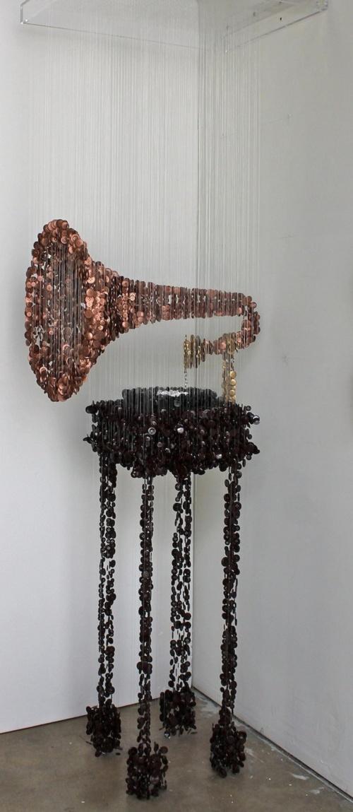Художник и скульптор Augusto Esquivel (24 фото)