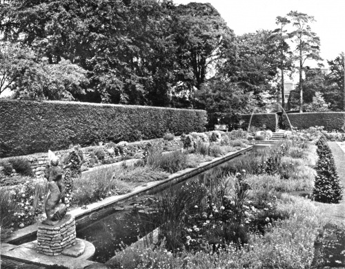 Английский сад в 19 веке (11 фото)