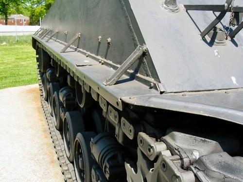 Фотообзор - американский средний танк M4A3E8 Sherman (91 фото)