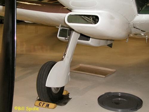Фотообзор - английский истребитель Spitfire VIII Walk Around (29 фото)