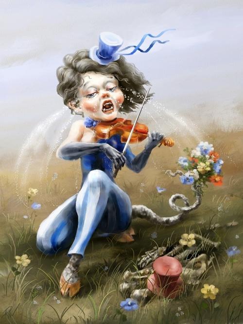 Работы Художнцы - Надежда Рубцова (Nadezhda Rubcova) (40 фото)