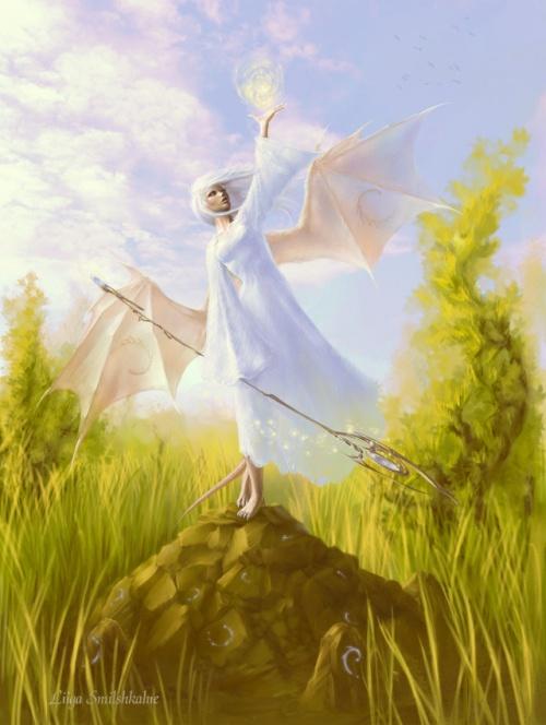 Этот Чудесный Рисованный Мир - 48 (151 работ)