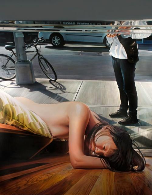 Живопись Diego Gravinese (116 фото)