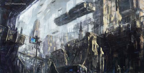 Этот Чудесный Рисованный Мир - 36 (201 работ)