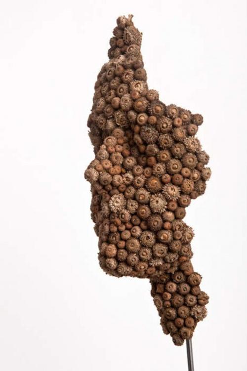 Скульптуры Anna Gillespie (34 фото)