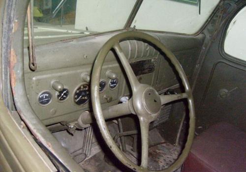 Фотообзор - американский санитарный автомобиль Dodge WC54 (42 фото)
