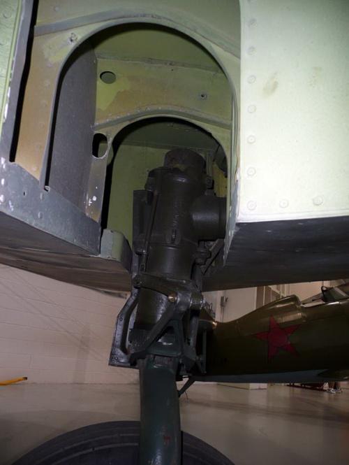 Фотообзор - американский истребитель Bell P-63A-10BE Kingcobra (76 фото)