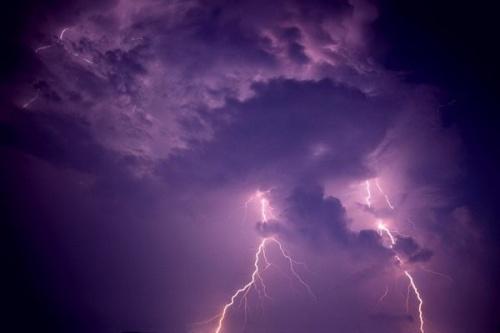 Молнии во всей своей красе - часть 2 (151 фото)