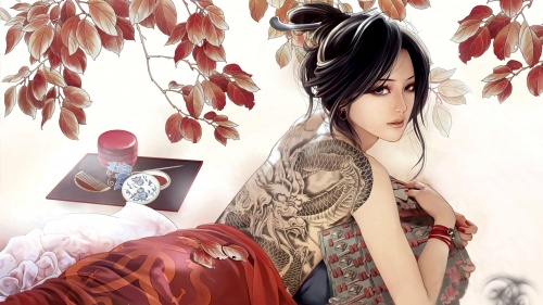 Blunt's Big Anime Wallpaper Collection p.6 (241 фото)