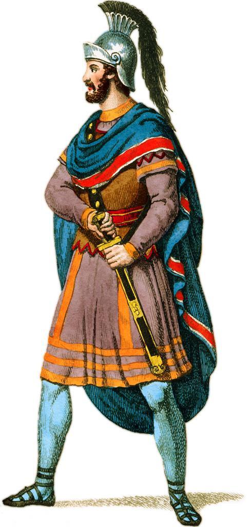 Театральный костюм. Берлинские королевские театры, начало 19 века (176 работ)