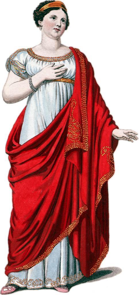 Театральный костюм. Берлинские королевские театры, начало 19 века (176 фото)