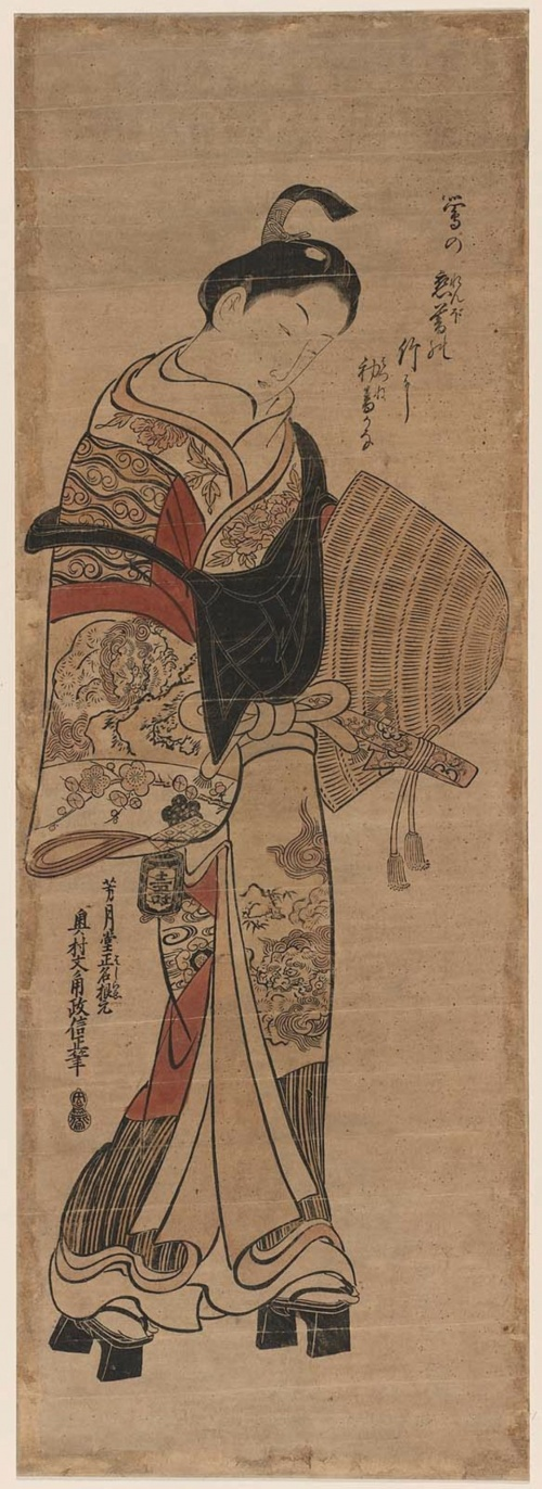 Artworks by Okumura Masanobu (1686-1764) (354 работ)