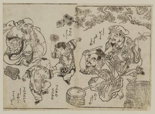 Artworks by Okumura Masanobu (1686-1764) (354 работ)