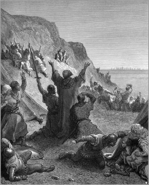 Крестовые походы (61 фото)