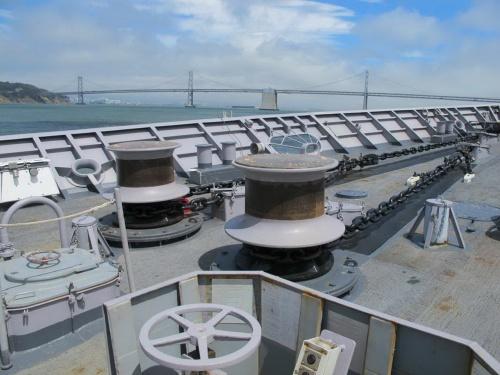 Фотообзор - американский ракетный крейсер USS Bunker Hill CG-52 (248 фото)