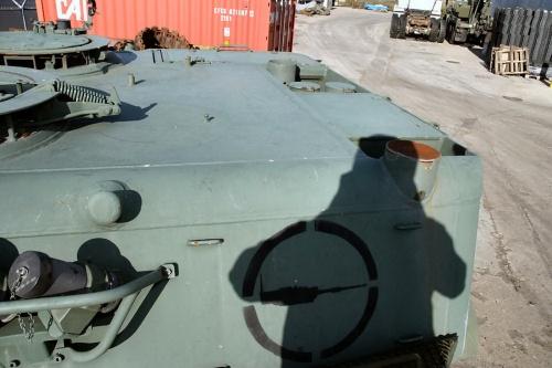 Фотообзор - немецкий основной танк Leopard C1 (46 фото)