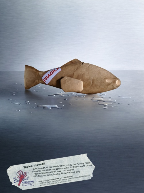 Creative advertising Part 1 (256 фото)