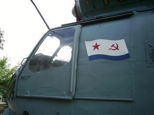 Фотообзор - советский морской вертолет КА-25ТС (88 фото)