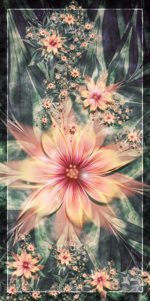 Сказочные 3d цветы от Chiara Biancheri (76 фото)