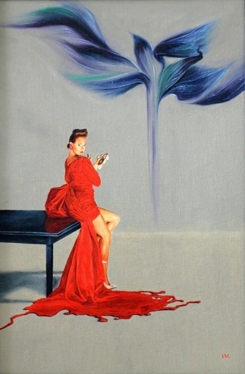 Artworks by Wlodzimierz Kuklinski (219 фото)