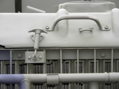 Фотообзор - советская система залпового огня 9K58 Смерч (297 фото)