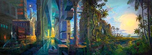Этот Чудесный Рисованный Мир - 35 (201 работ)