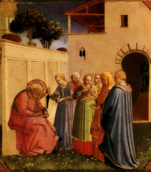 Фра Джованни Анджелико 1387 - 1455 (19 работ)