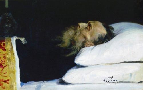 Художник, живописец, мастер портретов - Репин Илья Ефимович (517 фото)