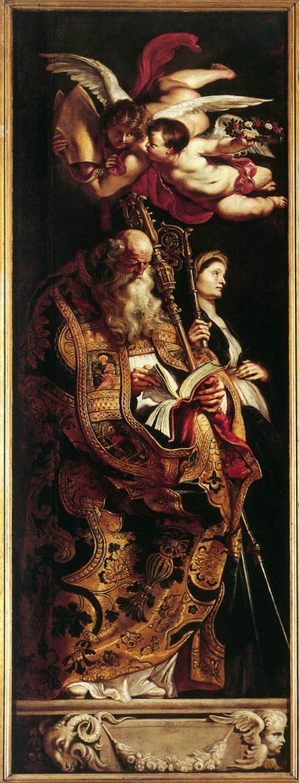 Выдающийся фламандский живописец Питер Пауль Рубенс (1577-1640) (596 работ)